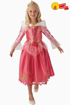 Rubies Pink Sleeping Beauty Fancy Dress Costume