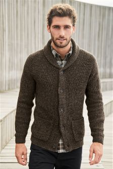 Buy Men's knitwear Cardigans Casual from the Next UK online shop
