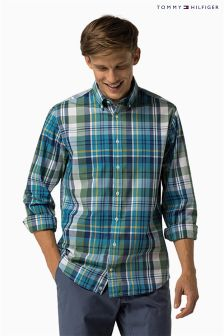 Tommy Hilfiger Blue/Multi Niels Check Shirt