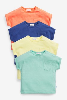 Boden Blue Fun Appliqué T-Shirt