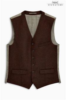 Signature Donegal Suit: Waistcoat