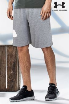 Under Armour Gym Grey Rival Graphic Short