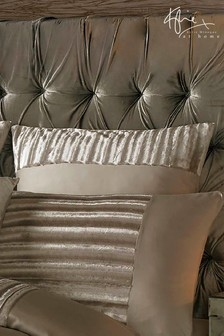 Kylie Lucette Praline Square Pillowcase