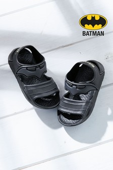 Batman® Beach Trekker Sandals (Younger Boys)