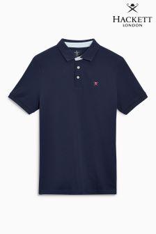 Hackett Coral Poloshirt