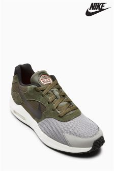 Nike Black/Cargo Khaki Air Max Guile