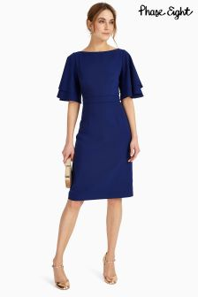 Phase Eight Delphinium Daley Drape Dress