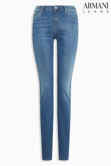 Armani Jeans Midwash J85 Slim Jean