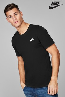 Nike Black Club Tshirt