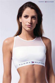 Tommy Hilfiger White Bralette