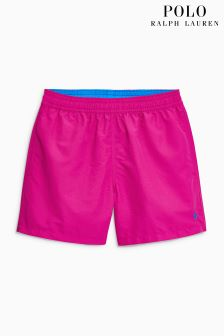 Polo Ralph Lauren Hot Pink Swim Short