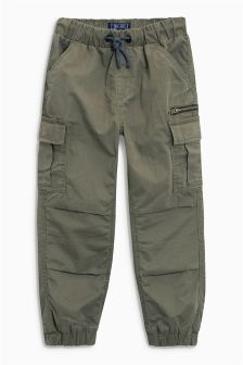 Pull-On Combat Trousers (3-16yrs)