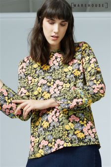 Warehouse Multi Garden Posy Top
