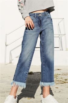 Frayed Jeans (3-16yrs)