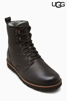 UGG® Black Hannen Waterproof Boot