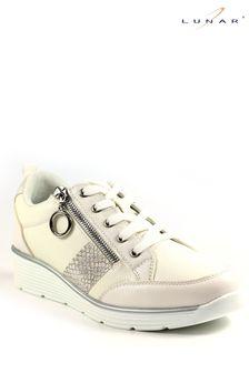 Karen Millen Ivory Drape Front Blouson Shirt
