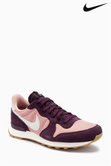 Nike Pink Internationalist