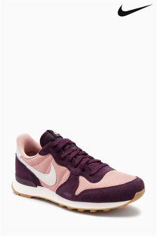 Nike Pink Internationalist