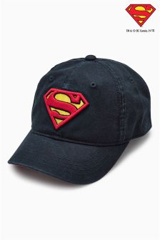 Superman® Cap (Older Boys)