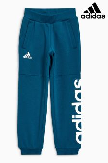 adidas Little Kids Navy Linear Jogger