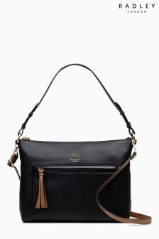Radley Black Postmans Park Multiway Bag