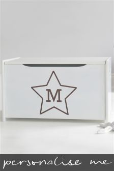 Star Initial Toy Box By My 1st Years