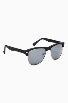 Mens Sunglasses Mens Aviators Round Sunglasses Next Uk