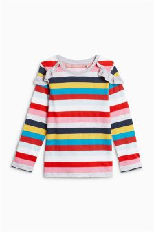 Stripe Top (3-16yrs)