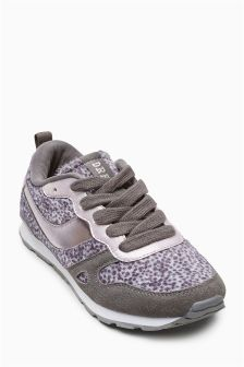 Animal Print Runners (Older Girls)