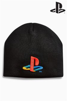 Playstation Beanie Hat (Older Boys)
