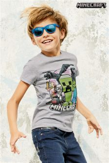 Minecraft T-Shirt (4-14yrs)