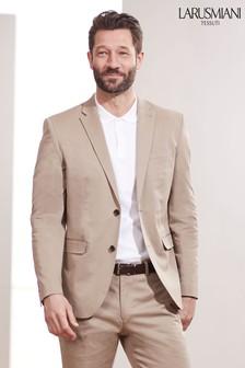 Signature Cotton Blend Suit