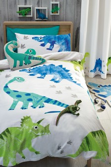 Ben The Dino Bed Set