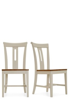 Set Of 2 Huxley Dining Chairs