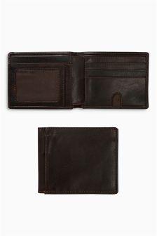 Popper Front Wallet