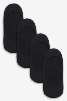 Cushion Sole Footsies Four Pack