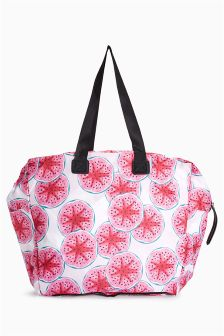 Fold-Away Shopper Bag