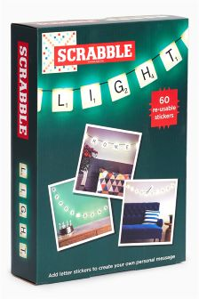 Scrabble String Light
