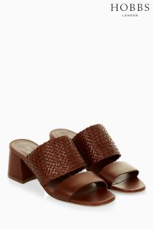 Hobbs Tan Grace Mule