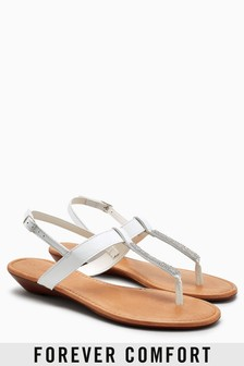 Mini Wedge Sandals
