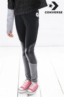 Converse Black Block Legging