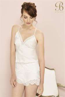 B By Ted Baker Tie The Knot Bridal Pyjama Short