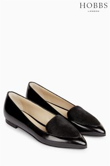 Hobbs Black Astrid Shoe
