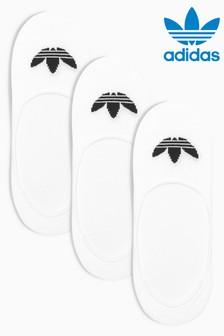 adidas Originals Kids No Show Sock Three Pack