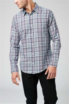 Grindle Long Sleeve Check Shirt