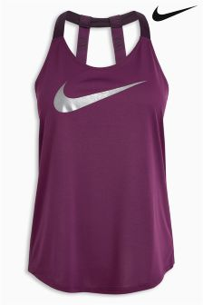 Nike Breathe Elastika Tank Top