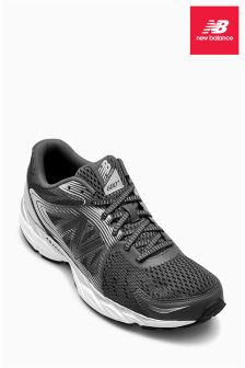 New Balance Black/Grey 680 V4