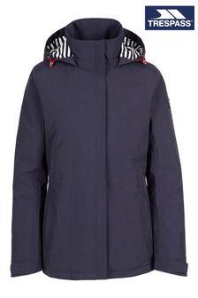 Abercrombie & Fitch Dark Grey Embroidered Crew