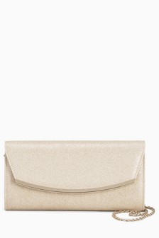 Curve Clutch Bag