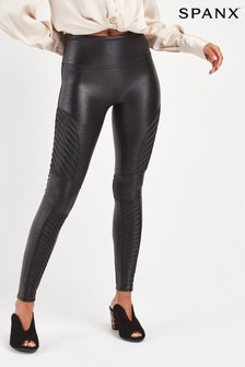 SPANX® Black Mono Leggings